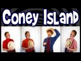 Coney Island Baby - Homme Quatuor A Cappella Julien Neel (Barbershop)