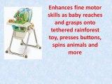 Fisher Price rainforest High Chair - Fisher-Price Rainforest