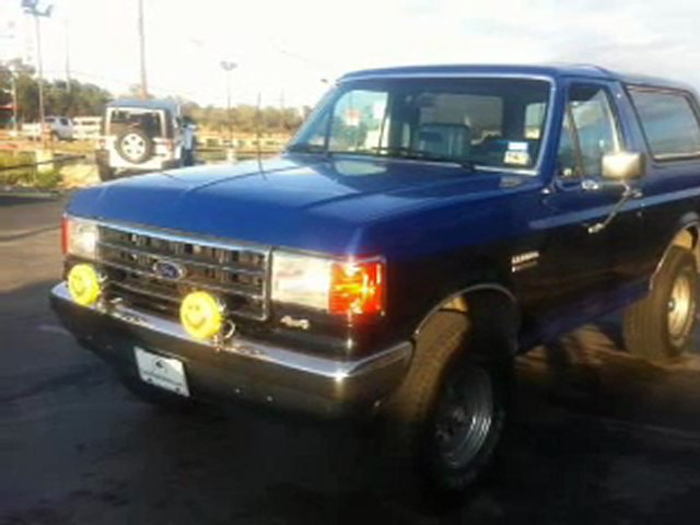 1988 Ford Bronco for sale in Austin TX – Used Ford by EveryCarListed.com