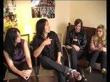 AN INTERVIEW WITH THE VON BONDIES (BalconyTV)