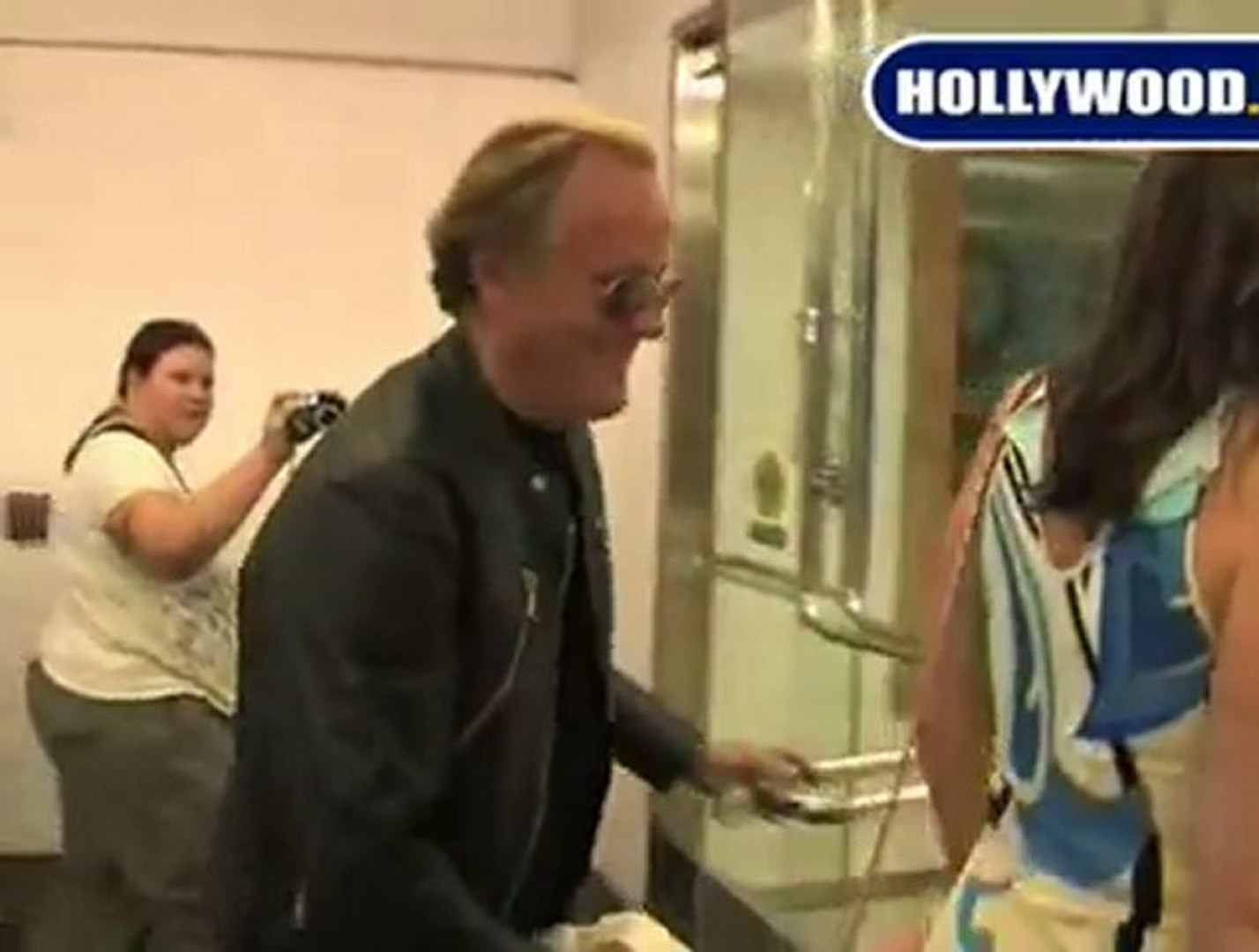 Peter Fonda Arrives At The Premiere Of WHATEVER WORKS
