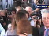 Johnny Depp Heats Up Westwood With His Movie Premiere