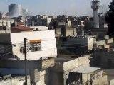 فري برس   حمص باباعمرو  قصف على الحي لليوم ال�