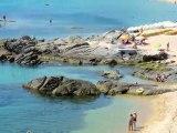 Sarti Halkidiki - Orange Beach Beautiful Beaches of Sithonia - Sithonia Greece