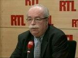 """Christophe de Margerie, PDG de Total, mardi sur RTL : """"Bloquer les prix de l'essence n'est pas imaginable !"""""""