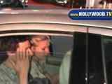 Kirsten Dunst and Friends in Hollywood.