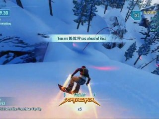 Demo Tips and Tricks - Race It de SSX