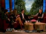 "Jennifer Lopez & Marc Anthony on ""The Ellen Show"" 13/02/12"