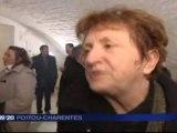 Suzanne Tallard dans le 19/20 de France 3 Poitou-Charentes, 11/02/2011
