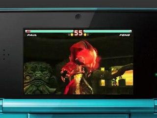 Trailer de lancement  de Tekken 3D Prime Edition