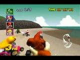 Mario Kart 64 150cc Coupe Champignon