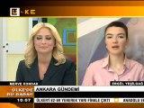 15 Şubat 2012 Ergül Yeşildağ Ülke tv de Ankara'nın gündemini aktarıyor.