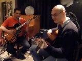 Apéro Jazz manouche Au Bistro / Les apéros du jeudi soir/ Duo Ben & Couz'
