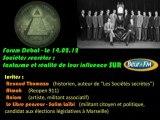 Le libre penseur (LLP) sur Beur FM. 14.02.12