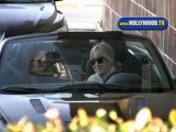 Lindsay Lohan Grabs Some Taco Bell