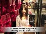 En direct du Japon : on remplace les mannequins par des robots !