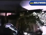 Paris Hilton Leaving Hyde Night Club.