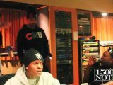 "1500 Or Nothin Presents ""In the Studio"" with Larrance Dopson & Nipsey Hussle Pt.1"