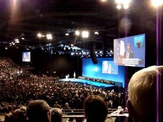 MEETING FRANCOIS HOLLANDE ROUEN 15 FEVRIER 2012