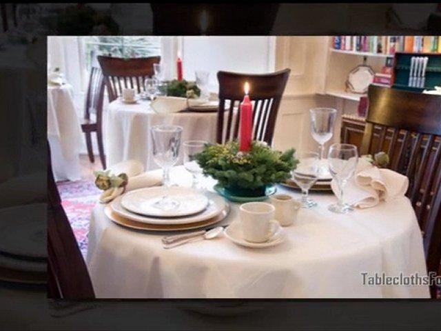Banquet Table Linens