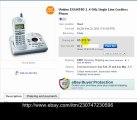Uniden Cordless Telephone with Answering Machine 2.4 Ghz