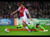 watch football 2012 live matches between Ajax vs Manchester United