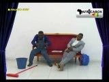 Jeu d'humour - Fou du rire (sketch diffusé sur AFRICABOX TV)