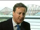 David Cameron on Scottish independence