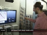 Interactive window shopping