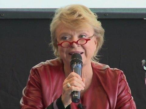 Eva Joly rencontre les élus de la FEVE à Toulouse - 2 février 2012