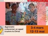 vocation religieuse missionnaire 2012