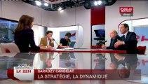 LE 22H,Invités : Hervé Mariton, Jérôme Cahuzac et Nicole Bricq
