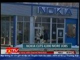 Hãng điện thoại Nokia cắt giảm 4000 việc làm