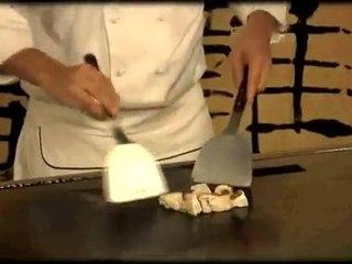 Teppanyaki Fish 1