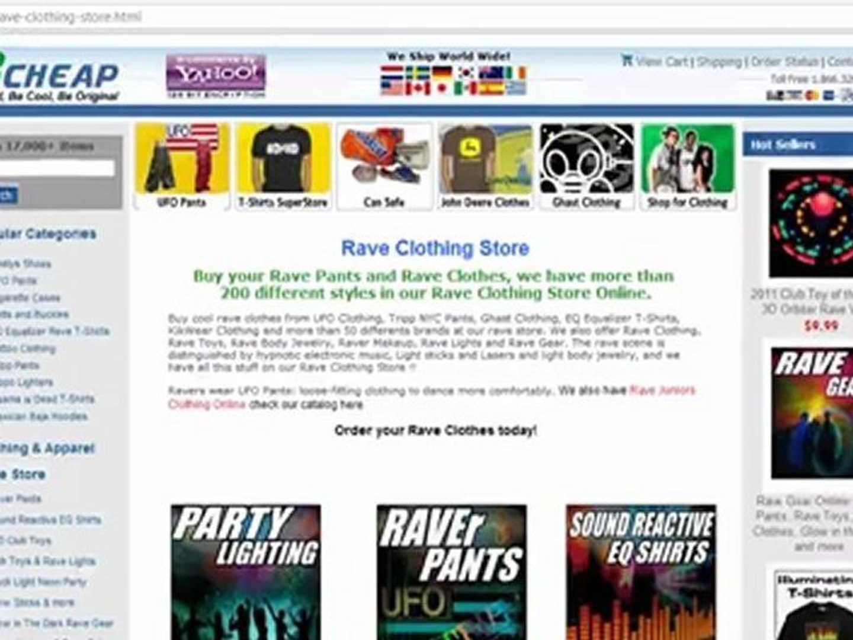 Rave clothes
