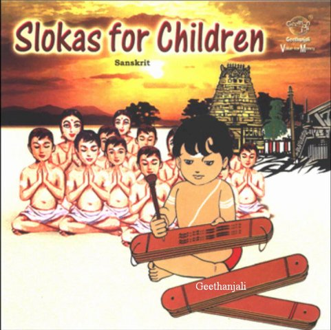 Slokas for Children — Sanskrit Spiritual