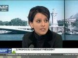 Najat Belkacem face à Éric Raoult sur LCP