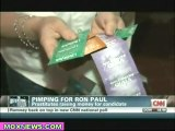 CNN Prostitutes Raising Money For Ron Paul (Better Than Billionaires Raising Money For Romney!)