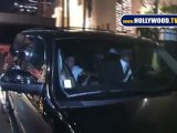 Paris Hilton And Nicky Hilton Hit Roosevelt Hotel In Hollywood