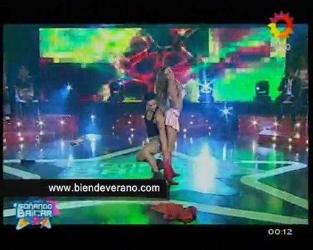Gala de Soñando por Bailar - Programa del Lunes 13/02/2012 Strip Dance ~ Duelo de eliminación