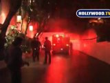 Josh Hartnett Gets Into Ambulance At Chateau Marmont