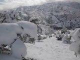 Kabylie sous la neige   fevrier 2012 -