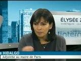 """Anne Hidalgo : """"En 2014, nous serons à 20% de logements sociaux à Paris"""" (15/02/12)"""
