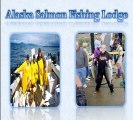 Alaska Salmon Fishing Lodge
