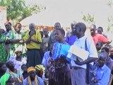 Bednet Distribution in Adeknino Parish (1/4), Dokolo, Uganda
