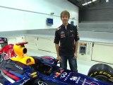 F1 Red Bull Racing 2012 Car Launch Sebastian Vettel explains the RB8 Selects