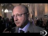 Boccia (Confindustria): più attenzione a economia reale -VideoDoc. Presidente Piccola industria: serve confronto con le banch
