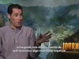 'Viaje al centro de la Tierra 2: La isla misteriosa' - Entrevista al director, Brad Peyton