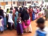 India, Palapallam, Kanyakumari, Tamil Nadu: Bednet distributions