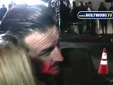 Impeccably Dressed David Arquette Arrives at GQ's 2010 Men of The Year Party